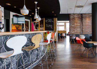 Ibis Hotel Würzburg City Bar