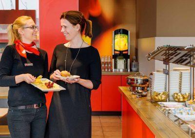 Ibis Hotel Würzburg City Frühstück 5