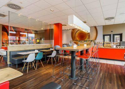 Ibis Hotel Würzburg City Restaurant 2